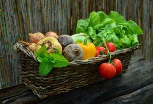 jarní strava
